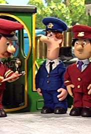 Postman Pat and the Train Inspector Poster