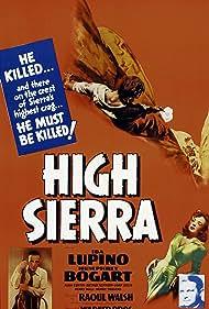 Humphrey Bogart and Ida Lupino in High Sierra (1941)