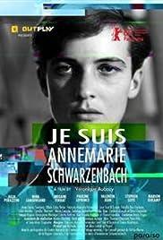 Je suis Annemarie Schwarzenbach Poster