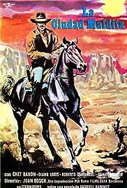 La ciudad maldita Poster