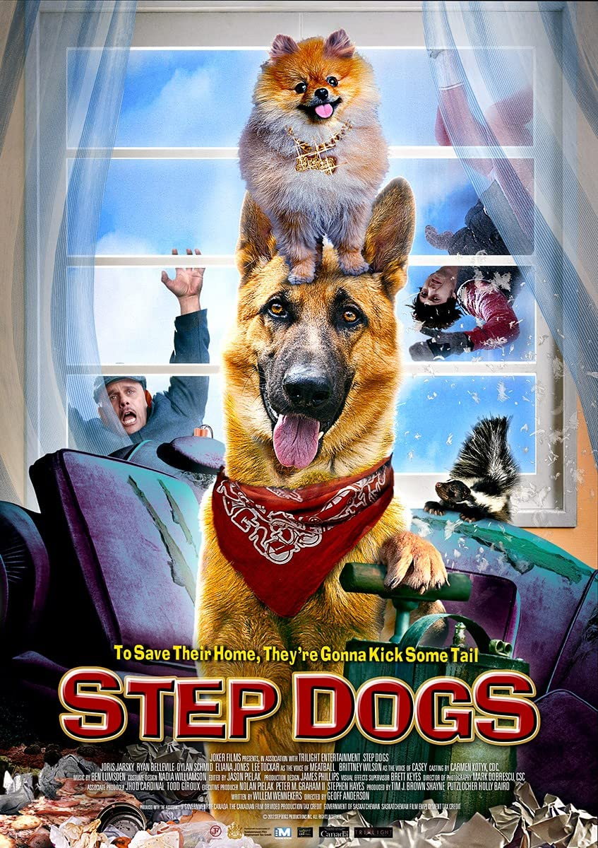 Step Dogs (2013) Hindi Dubbed