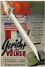 Nuremberg Trials Poster