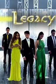 Alessandra de Rossi, Heart Evangelista, Geoff Eigenmann, Sid Lucero, Mike Tan, and Lovi Poe in Legacy (2012)