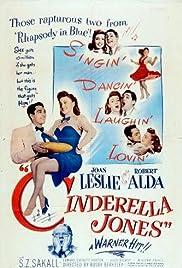 Cinderella Jones Poster