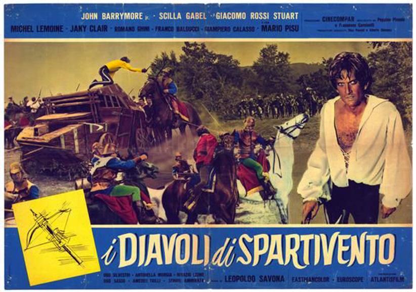 I diavoli di Spartivento (1963)