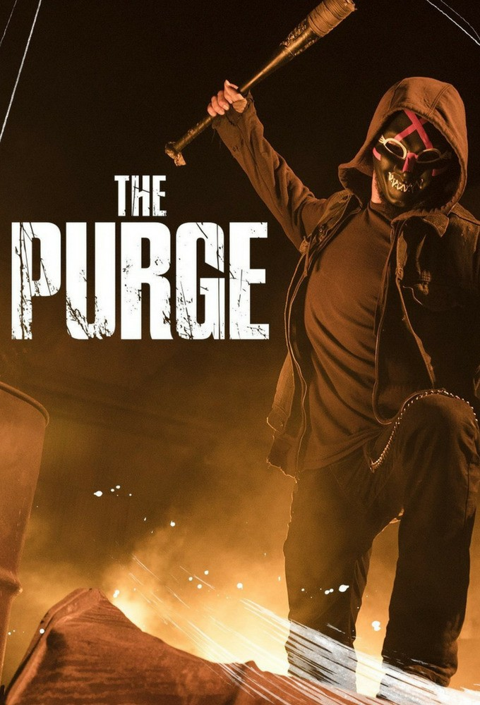 The Purge 2018 WEBDL 720p S01 Complete [Hindi DD5.1+English] x264 ACC