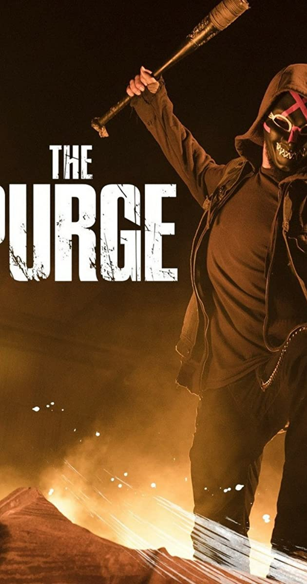 Išvalymas (1 Sezonas) / The Purge (Season 1) (2018)
