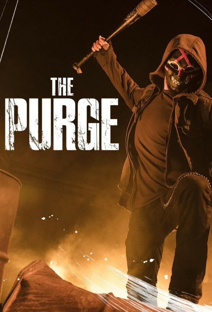 The Purge Season 1 COMPLETE WEBRip 480p & 720p