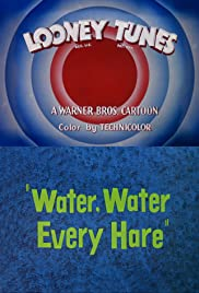 Water, Water Every Hare Poster