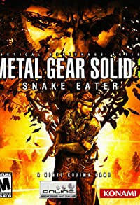 Primary photo for Metal Gear Solid 3: Snake Eater