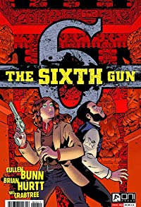 Primary photo for The Sixth Gun