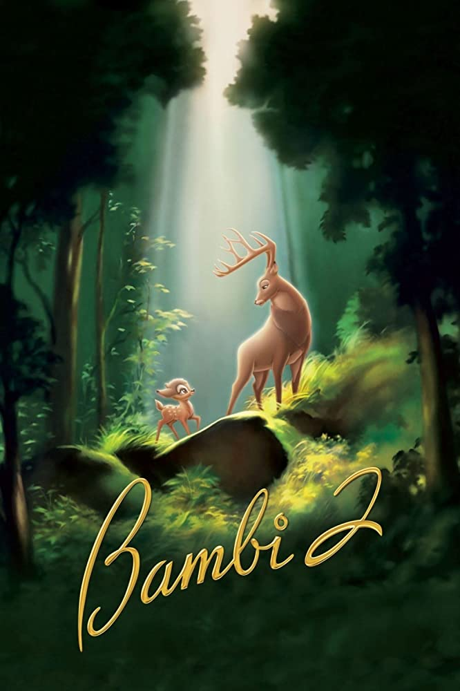 Bambi II (2006) Hindi Dubbed
