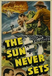 The Sun Never Sets Poster