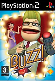 Buzz! The Music Quiz Poster