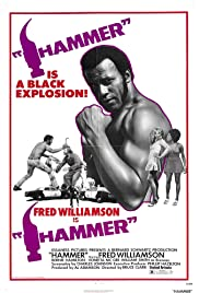 Hammer (1972) Poster - Movie Forum, Cast, Reviews