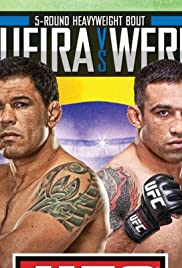 UFC on Fuel TV: Nogueira vs. Werdum Poster