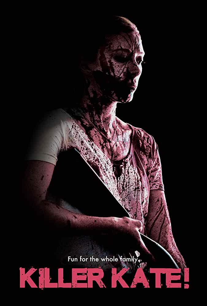 Killer Kate! (2018) Hindi Dubbed