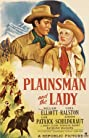 Plainsman and the Lady (1946) Poster