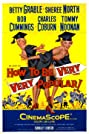 How to Be Very, Very Popular (1955) Poster