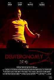 Deuteronomy 24:16 Poster