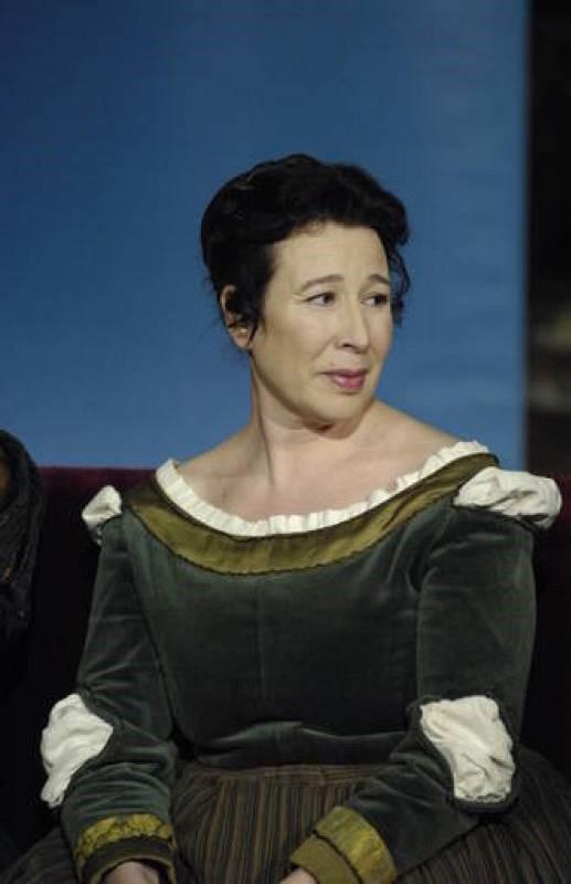 María Álvarez in La viuda valenciana (2010)