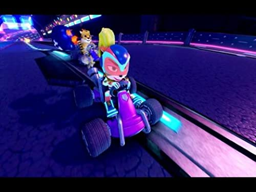 Crash Team Racing Nitro-Fueled (VG)