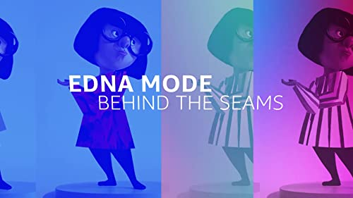 Edna Mode Behind the Seams