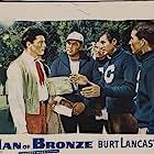Burt Lancaster, Sonny Chorre, Steve Cochran, and Al Mejia in Jim Thorpe -- All-American (1951)