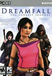 Dreamfall: The Longest Journey Poster