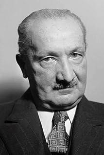 Martin Heidegger Picture