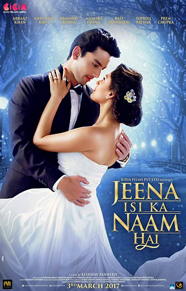 Jeena Isi Ka Naam Hai 2017 Hindi Movie 400MB WEB-DL 480p Download