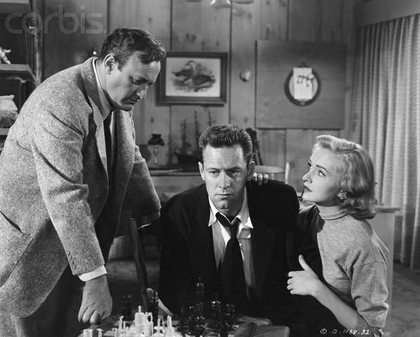 The Dark Past (1948) - IMDb