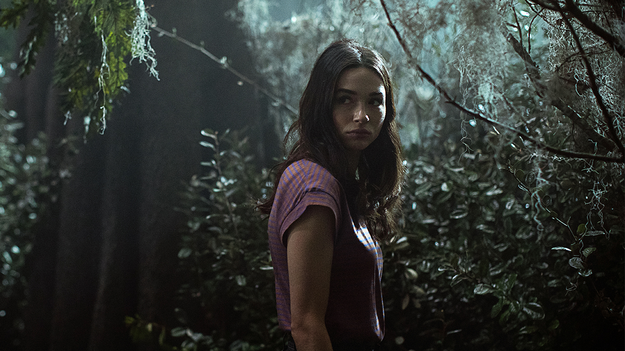 Crystal Reed in Swamp Thing (2019)