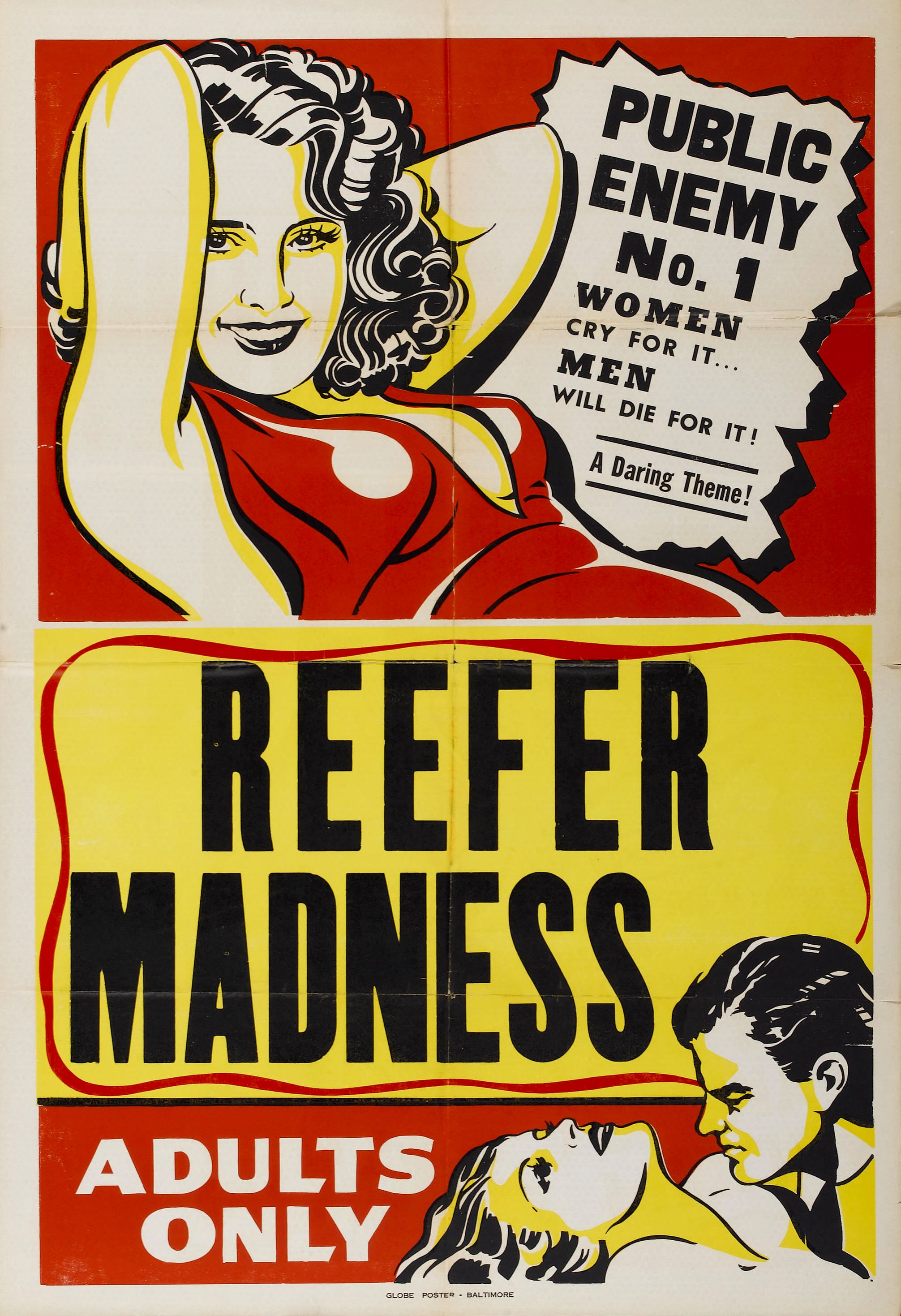 Image result for reefer madness propaganda
