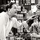 Kathleen Harrison and Stanley Holloway in The Happy Family (1952)