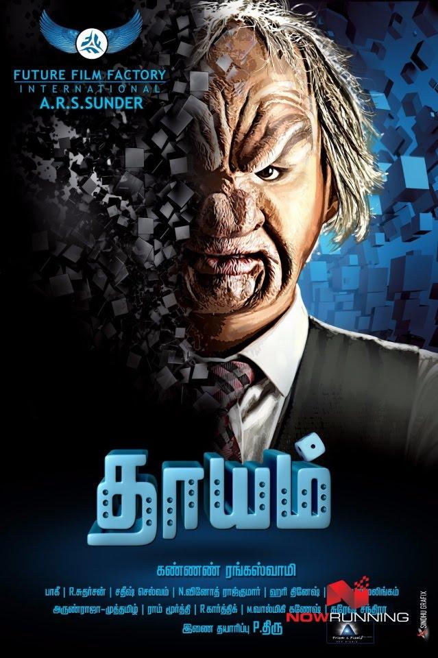 Dhum (Dhayam) (2020) 720p HDRip Hindi Dubbed