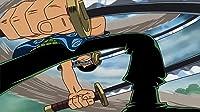 Luffy Suibotsu! Zoro vs Tako no Hacchan