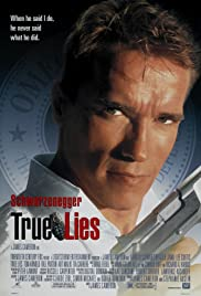 True Lies (1994) Poster - Movie Forum, Cast, Reviews