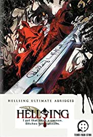 Hellsing Ultimate Abridged Poster