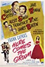 Bing Crosby, Anna Maria Alberghetti, James Barton, Jacques Gencel, Alexis Smith, Franchot Tone, Beverly Washburn, and Jane Wyman in Here Comes the Groom (1951)