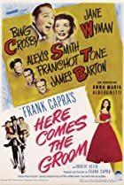 Here Comes the Groom (1951) Poster