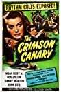 The Crimson Canary (1945) Poster