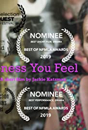 The Strangeness You Feel Poster