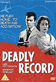 Deadly Record Poster