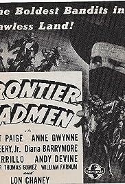 Frontier Badmen Poster