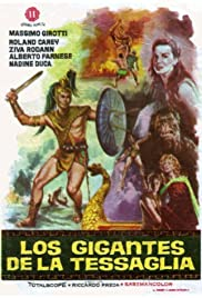 The Giants of Thessaly(1960) Poster - Movie Forum, Cast, Reviews