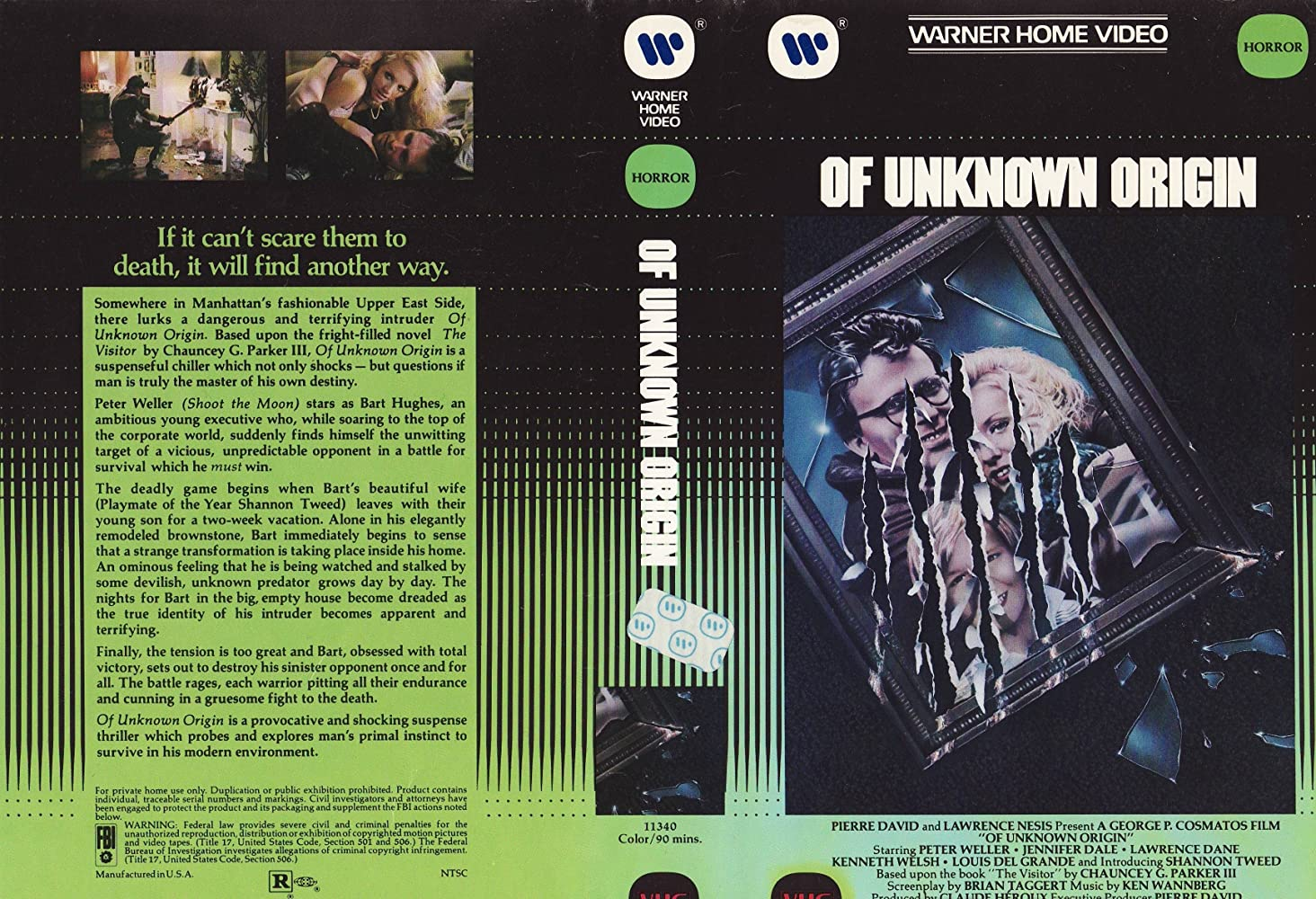 of unknown origin 1983