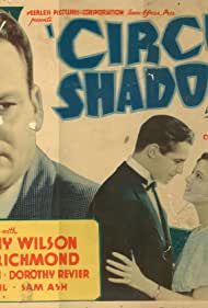 Russell Hopton, Kane Richmond, and Dorothy Wilson in Circus Shadows (1935)