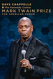 Dave Chappelle: The Kennedy Center Mark Twain Prize for American Humor Poster