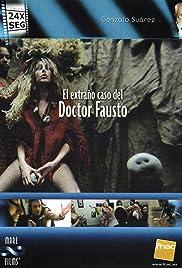 El extraño caso del doctor Fausto Poster